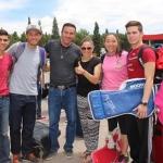 Parten deportistas chihuahuenses a Nacional Juvenil
