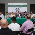 Presenta la Conade implementación de Academia de Beisbol en Chihuahua