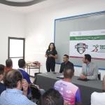 Presentan Academia CONADE de Box y Artes Marciales Mixtas