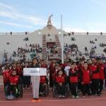 Colorida inauguración del 1er Festival de Deporte Especial y Adaptado Chihuahua 2017