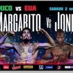 Regresa el boxeo profesional al MBA: pelearán Antonio Margarito y Carson Jones