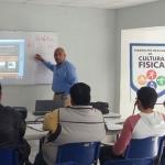 Continúa el Seminario Deportivo promovido por la Asociación de Cultura Física