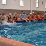 Reabre sus puertas alberca del DIF Municipal e invitan a cursos de natación