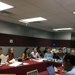 Analiza Rocío González candados para licitaciones