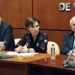 Analizan alcaldes con SEDATU y SCT, obras y servicios en proceso