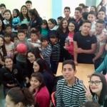"""Apoyan alumnos de la prepa Maestros Mexicanos 8423 a niños de casa hogar """"Palabra Viva"""""""