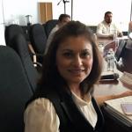 Buscan coordinar esfuerzos para mejor transporte: Rocío González