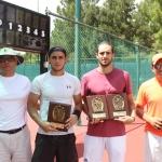 Manuel Sánchez campeón de la Copa del Centro Tenístico de Chihuahua