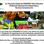 CNC invita al Segundo Encuentro Estatal de FENAPROT