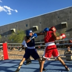 Emocionantes peleas se vivieron en el Torneo Box de Barrios