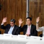 Instalan comisiones diputados del Congreso del estado