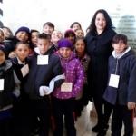 Invitó Laura Marín al teatro a 200 niños juarenses