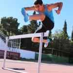 Jesús Macho, bicampeón de atletismo, todo un talento chihuahuense