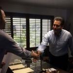 Reafirma Fermín Ordóñez compromiso con priistas ante notario