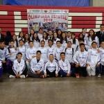Logra Chihuahua 49 medallas en Karate Do dentro de Olimpiada Estatal