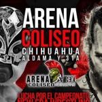 Anuncian función de lujo este domingo en la Arena Coliseo