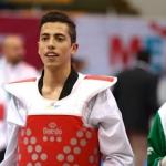 Asegura medalla Carlos Navarro en el Mundial de Taekwondo