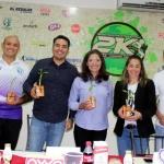 Presentan el Medio Maratón 21K OXXO Chihuahua 2016