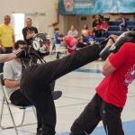 Dan a conocer ganadores de selectivo Municipal de Kickboxing