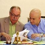 Se reúne Miguel La Torre con socios de COCENTRO
