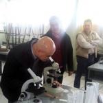 Apoyará Miguel La Torre con equipo básico a la Secundaria Técnica 58