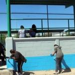 Remodela Gobierno Municipal más de 60 parques unidades deportivas