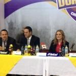 Presentan a los Dorados de Chihuahua de la Liga Estatal de Basquetbol