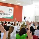 Pide Omar Bazán a priistas unidad, no generar divisiones