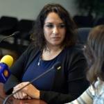 Busca Laura Marín reunión con Alcalde Armando Cabada