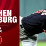 MLB: Llega Stephen Strasburg a millonario acuerdo con Nacionales