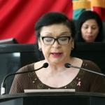 Urge Isela Torres al gobierno estatal no olvide subsidio