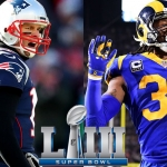 ¡Listo el Super Bowl! La leyenda Tom Brady y los Patriots contra Los Angeles Rams