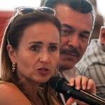 """Imparte Valeria Moy conferencia """"México, ¿Cómo Vamos?"""""""