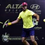 Manuel Sánchez va por el Bicampeonato en el Abierto Akari 2016 de Tenis