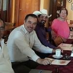 Jesús Villarreal acude al Consejo Regional de los municipios del Noreste